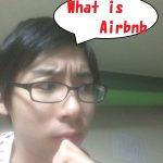 airbnbについて