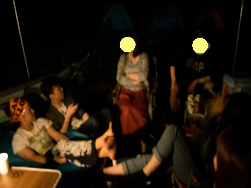 yoru-camp